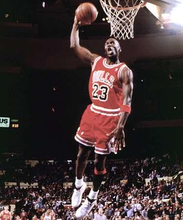 Jordan is the GOAT… Don't @ Me