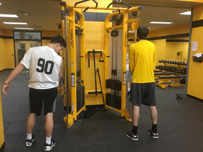 Baseball and Golf Athletes Prepare for Upcoming Season