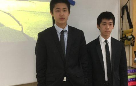 """Huānyíng"" Students from China"