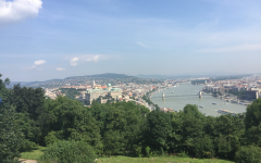 A view of Budapest, Hungary. The first of four stops on the 2018 McQuaid Jesuit Europe Trip.