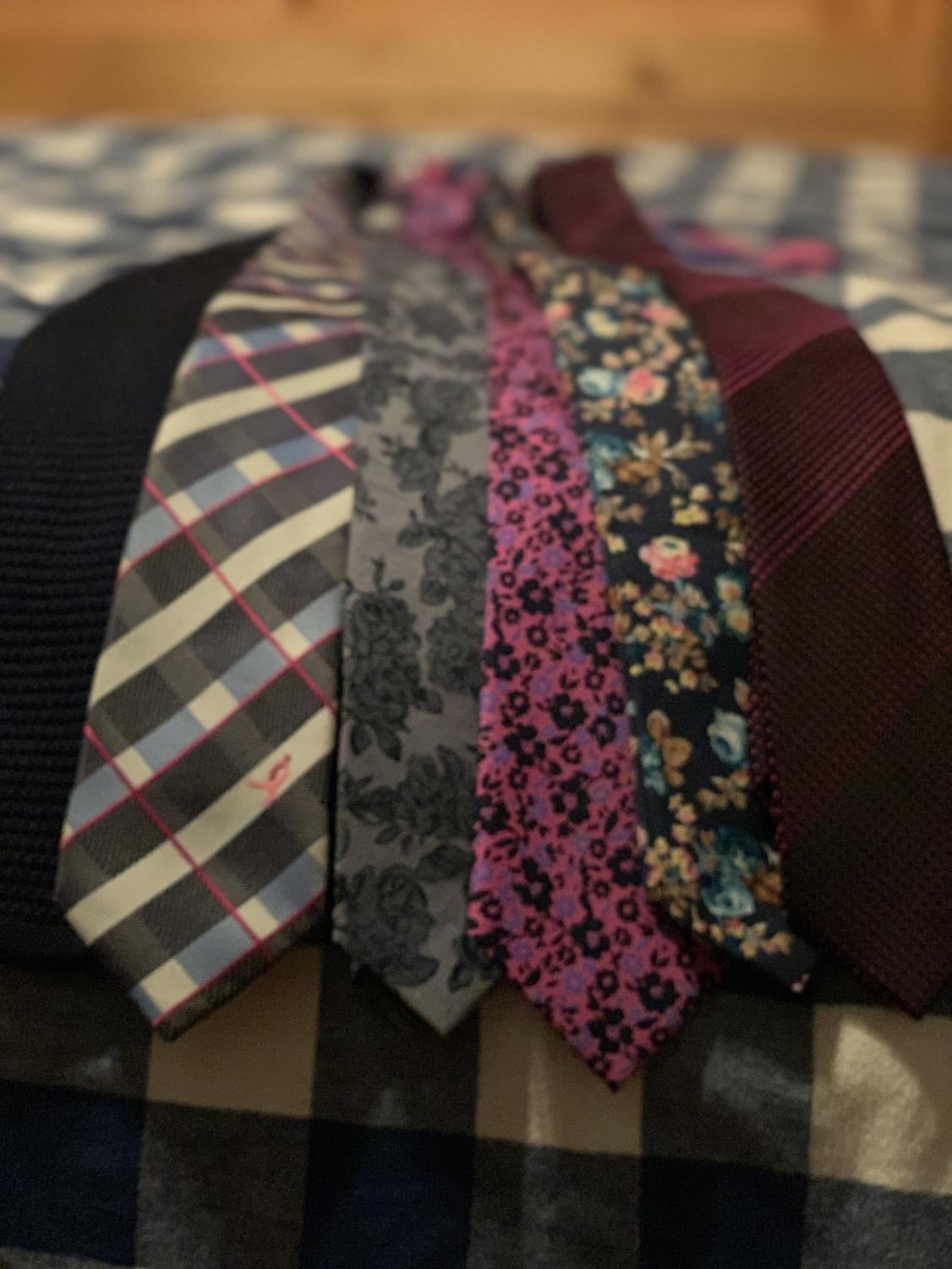 Having a wide selection of ties and tie patterns can help boost how you look and make your outfit even better.