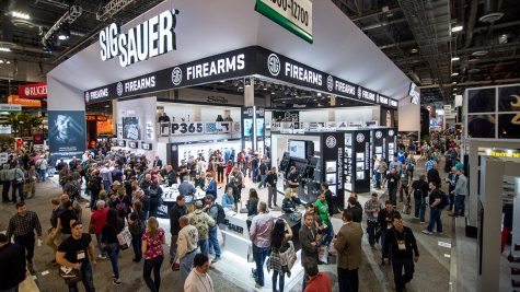 The Shot Show in Las Vegas, Nevada, is one of the biggest and most popular venues for outdoor and gun enthusiasts alike.