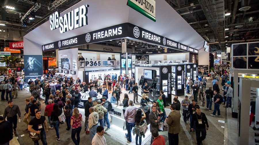 The+Shot+Show+in+Las+Vegas%2C+Nevada%2C+is+one+of+the+biggest+and+most+popular+venues+for+outdoor+and+gun+enthusiasts+alike.+