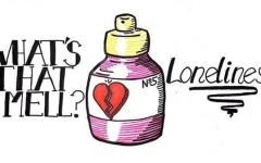 What's that smell? Loneliness.