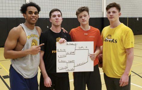Team Malt and The Dawgz Win 'McQuaid Madness'