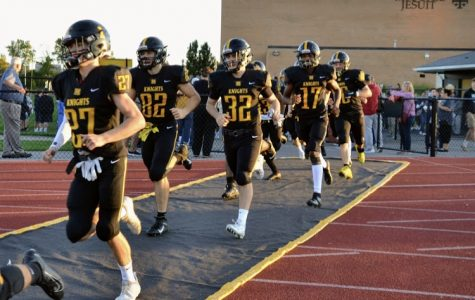 Football Knights Remain Undefeated