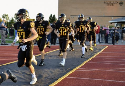 Simba Helps Rally Football Knights to 7-0