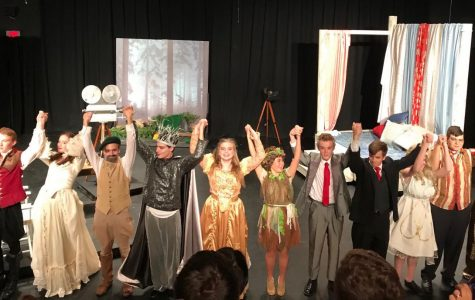 'Shakespeare in Hollywood' Cast Hit Local News