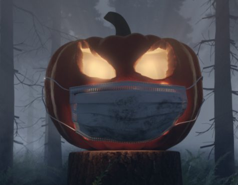 COVID-19 Present Challenges to Halloween Festivities