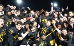 McQuaid Jesuit defeats their rival Aquinas, to win their first sectional championship since 1978.