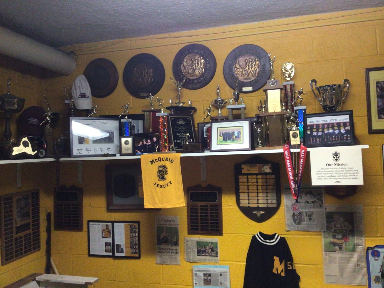 The shelf that