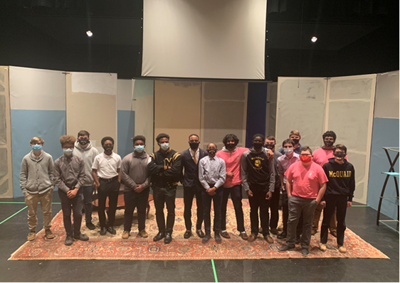 McQuaid Jesuit's Black Student Union Update