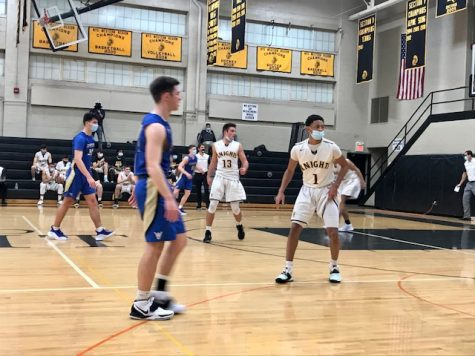 Section V Basketball Returns Amid Covid-19