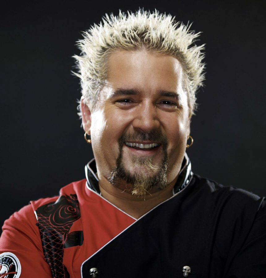 Food Network Star Chef Guy Fieri Serves as Savior to Restaurant Workers