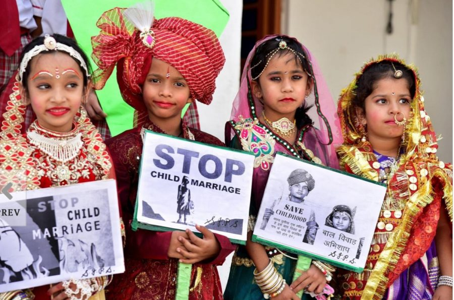The Rise In Child Marriage