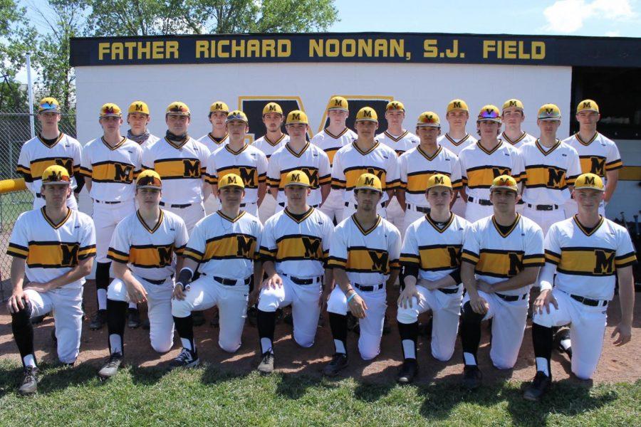 McQuaid+Jesuit+Baseball+Knights+Look+to+Defend+Championship